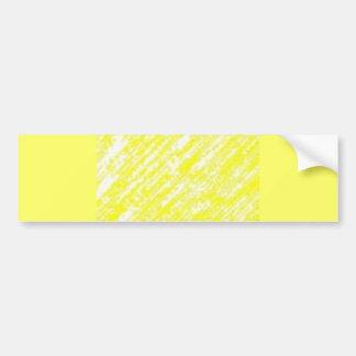 yello026 car bumper sticker