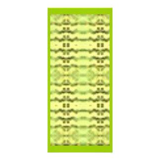 yello027 tarjeta publicitaria personalizada