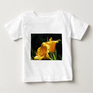 Yello Lillies Baby T-Shirt