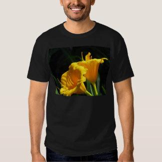 Yello Lillies Tshirts