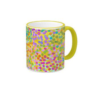 'Yello' Ringer Mug