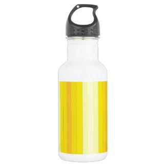 Yello Stripes Water Bottle