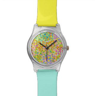 'Yello' Wrist Watches