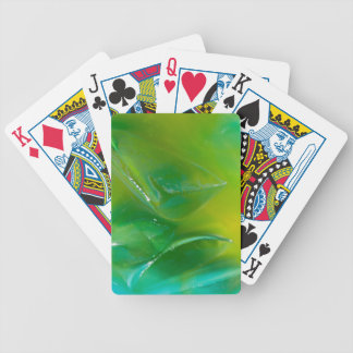 Yelloe Polar Bicycle Playing Cards