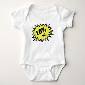 Yellow 10 Percent Off Tshirts