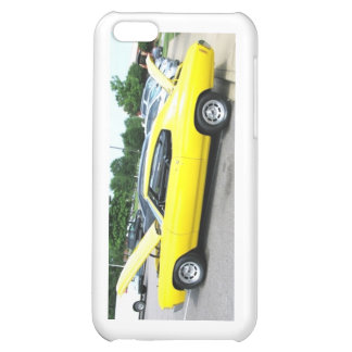 Yellow 72 Chevelle iPhone 5C Cover