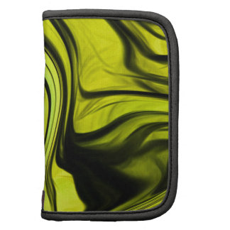 Yellow Abstract Design Planners
