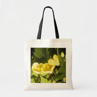 yellow Abutilon Species Flowering Maple flowers Bag