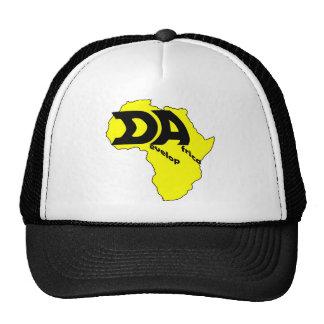 Yellow Africa Trucker Hat