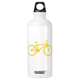 Yellow Amber Bicycle SIGG Traveler 0.6L Water Bottle
