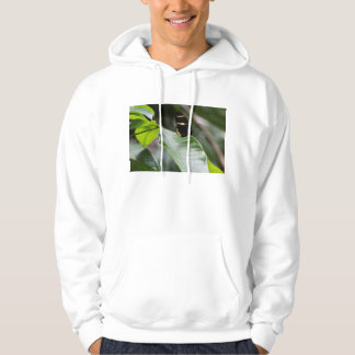 Yellow And Black Butterfly Hoodie