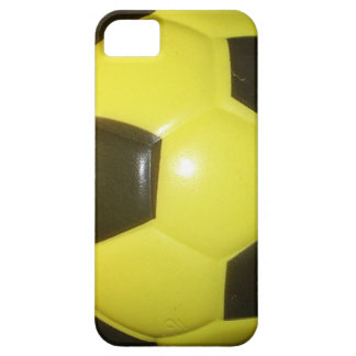 Yellow and black Football. iPhone SE/5/5s Case