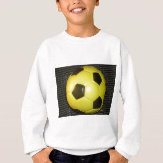 Yellow and black Football. Sweatshirt