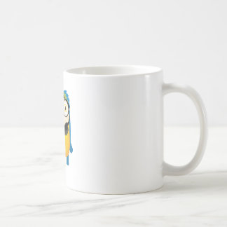 Yellow and Blue Parrot - My Conservation Park Coffee Mug