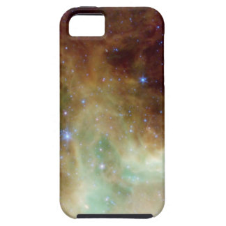 Yellow and Blue Star Cluster iPhone SE/5/5s Case