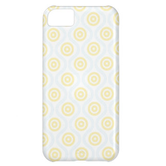 Yellow and Blue Undulation Case For iPhone 5C
