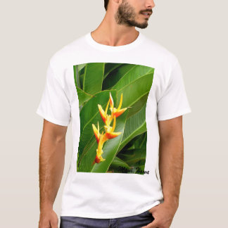 Yellow and Orange Bird of Paradise, Maui, Hawaii T-Shirt