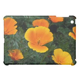Yellow and Orange Flowers iPad Case