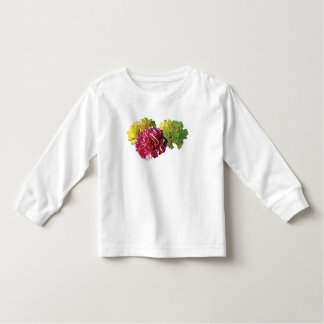 Yellow and Pink Carnations Kids Toddler T-shirt
