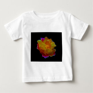 Yellow and pink rose and meaning t shirt