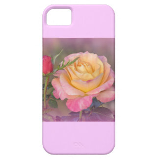 Yellow and Pink Roses iPhone 5 Case