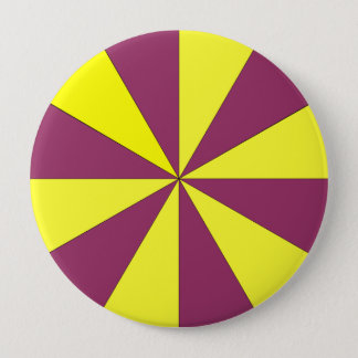 yellow and purple button