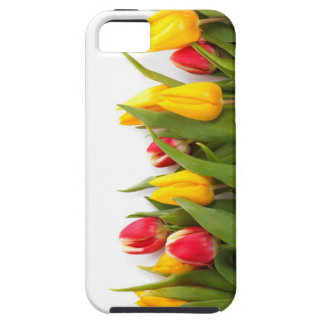 Yellow and Red Tulips iPhone SE/5/5s Case