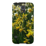 Yellow and White Daffodils Spring Flowers Case For Galaxy S5