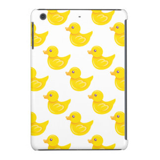 Yellow and White Rubber Duck, Ducky iPad Mini Case