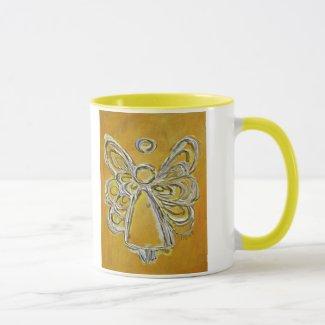 Yellow Angel Mug