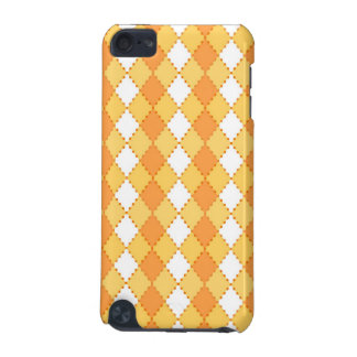 Yellow argyle pern  iPod touch 5G covers