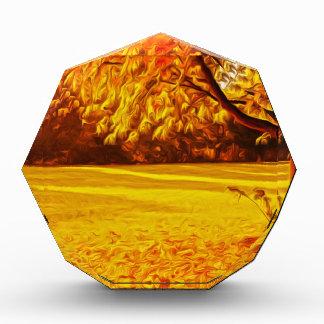 Yellow Autumn Award