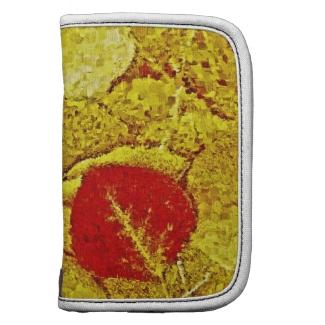 Yellow Autumn - Painting Art Folio Planners