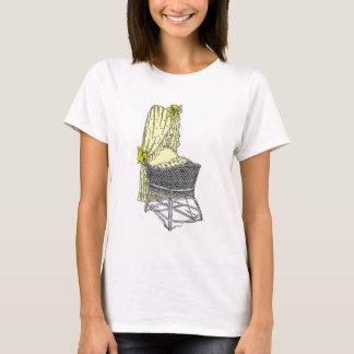 Yellow Baby Bassinet T-Shirt