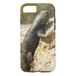 Yellow-Backed Spiny Lizard at Joshua Tree iPhone 7 Case