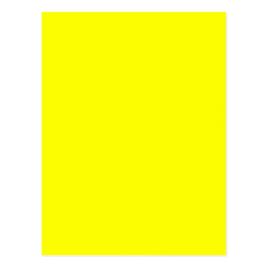 yellow background blank template postcard zazzle com