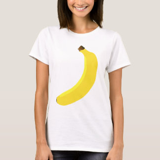 Yellow Banana fruit T-Shirt