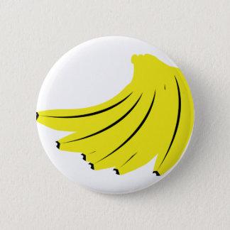 yellow bananas fruits button