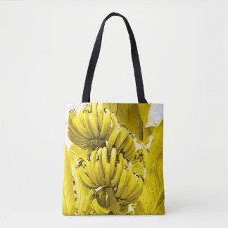 Yellow Bananas Tote Bag