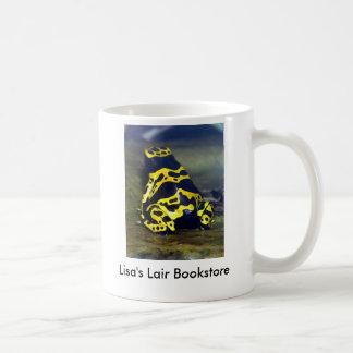 Yellow-banded Poison Frog - Dendrobate leucomelas Coffee Mug