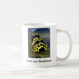 Yellow-banded Poison Frog - Dendrobate leucomelas Mugs