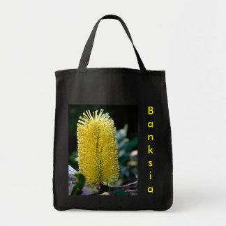 Yellow Banksia 2 Canvas Bag