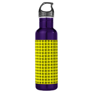 Yellow Basket Weave Liberty Bottle