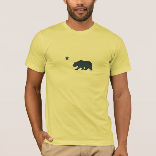 Yellow Bear T-Shirt