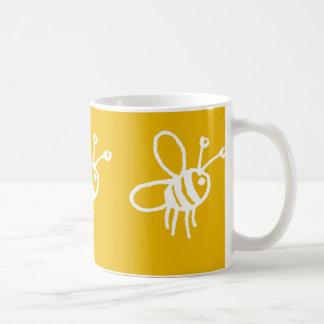 Yellow Bee Mug 2