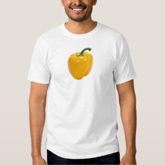 Yellow Bell Pepper Tee Shirt