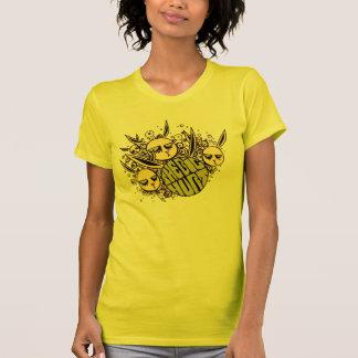 Yellow Big Hurt Bunny T-Shirt