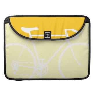 "Yellow Bike design Macbook Pro 15"" Laptop Case"