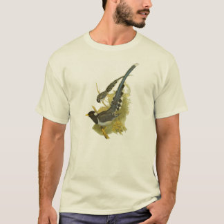 Yellow-billed Blue Magpie T-Shirt