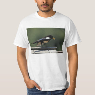 Yellow Billed Magpie T-Shirt